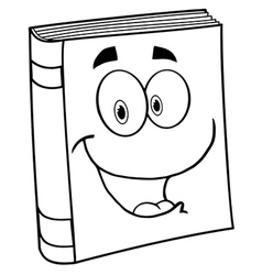 Fun learning book vector