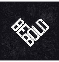 Be bold approve vector