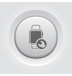 Gadget repair icon vector