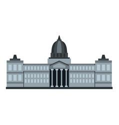 National congress building argentina icon vector