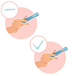 Hands tests vector