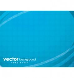 aqua elements background vector image vector image