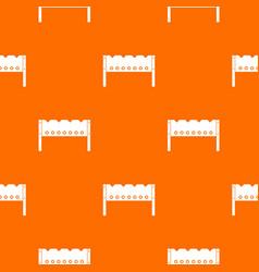 Brazier pattern seamless vector