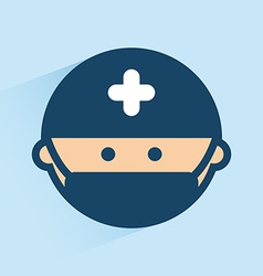 Medical design vector