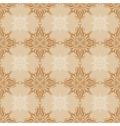 Elegant seamless pattern vector