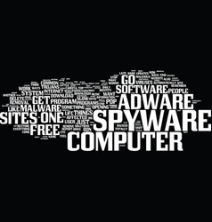 Are you one of the affected by spyware or adware vector