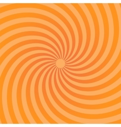 Sunburst Pattern Radial background vector image vector image