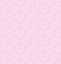rose backdrop vector image