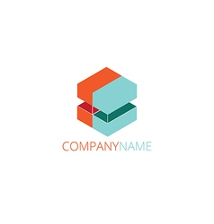 Logo abstraction vector