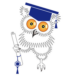 Congratulations on your graduation greeting card vector