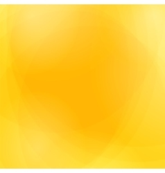 Abstract yellow wave background vector