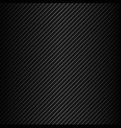 carbon fiber seamless background vector image