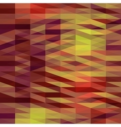 Abstract triangles background for design vector