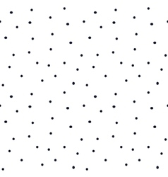 Hand drawn seamless indigo micro dot texture vector