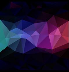 Abstract irregular polygon background vector