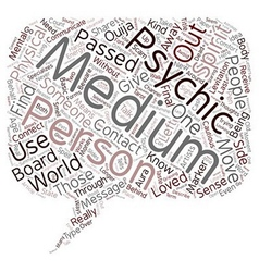 Mediums text background wordcloud concept vector