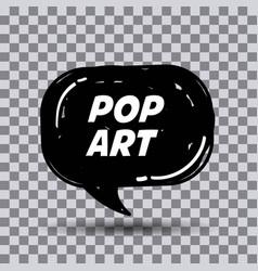 Pop art comics vector
