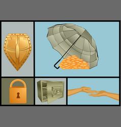 Protection symbols set vector
