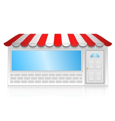 shop vector image