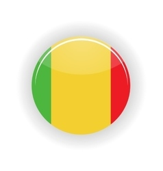 Mali icon circle vector