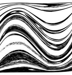 Abstract wave texture horizontal vector