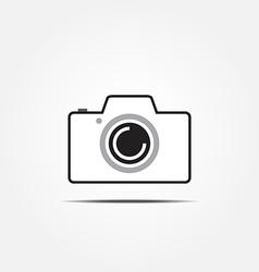 Camera icon2 vector