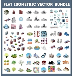 Big bundle set vector