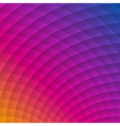 Abstract geometric shadow lines background vector image
