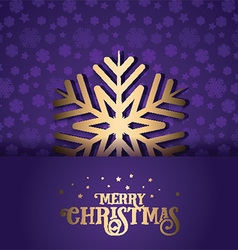 elegant christmas background 2410 vector image vector image