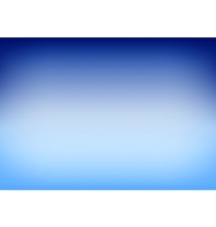 Blue gradient background vector