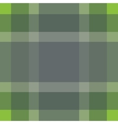 Seamless British pattern background Plaid green vector image