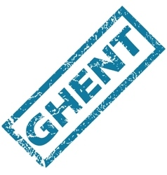 Chent rubber stamp vector