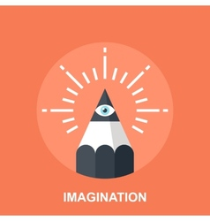Imagination vector