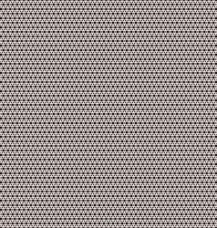 Black small and big circles pattern vector