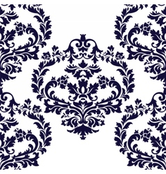 Floral luxury ornament pattern vector