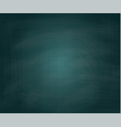 school green chalkboard background vector image