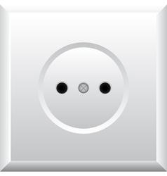Socket vector image vector image
