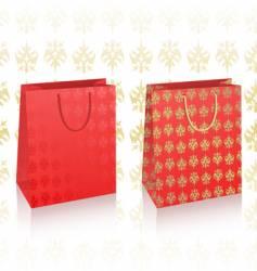 royal bags vector image