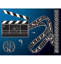 filmmaker elements vector image