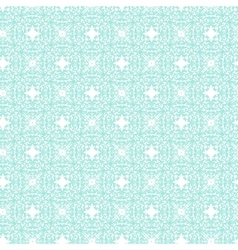 Abctract turquoise pattern vector