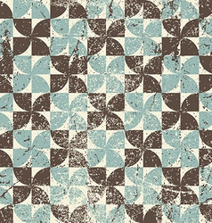 Geometric tiles seamless pattern vector