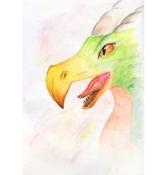 The dragon vector