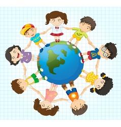 Global diversity vector