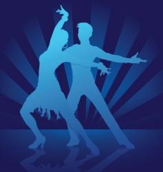 Dance rumba vector