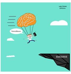 business idea vector image