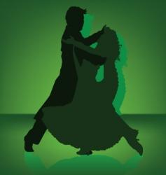dance tango vector image