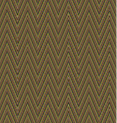 Seamless zig zag stripe pattern background vector