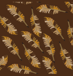 Background from feather vector