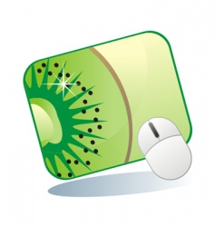 Mouse pad vector