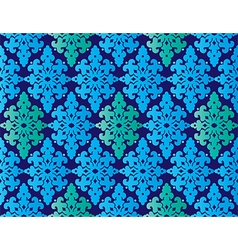 Antique ottoman turkish pattern design fourty two vector